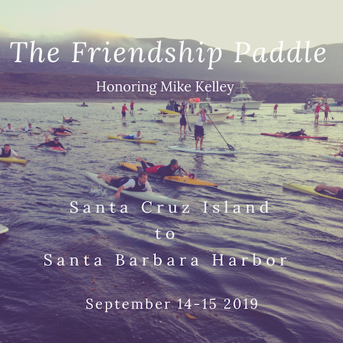 Friendship Paddle 2019 - Mike Kelley
